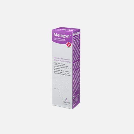Melagyn Hidratante Vulvar – 30 g – BioJam