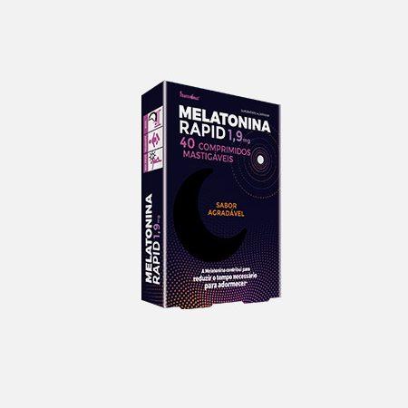 Melatonina Rapid 1,9mg – 40 comprimidos – Fharmonat