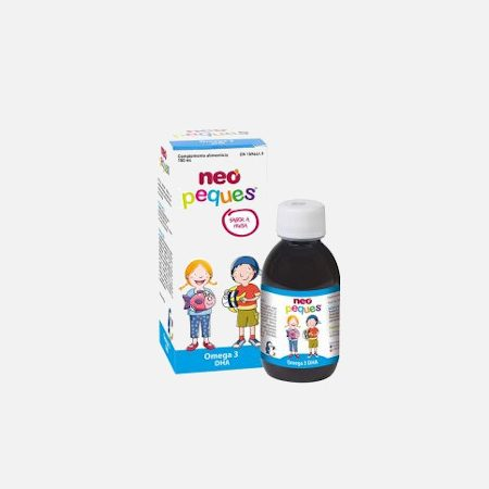 Neo Peques Omega 3 DHA – 150ml – Nutridil
