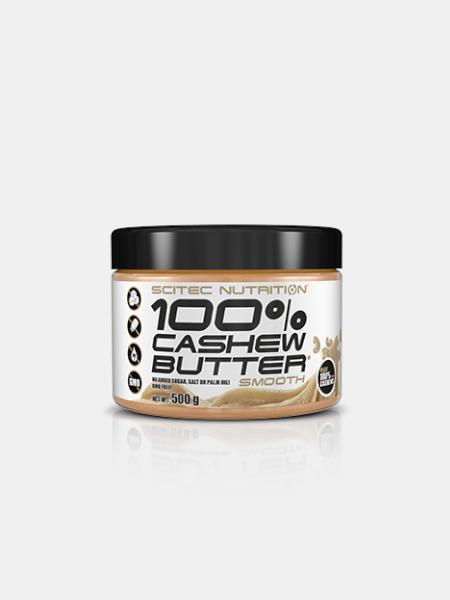 100% Cashew Butter Macio - 500g- Scitec Nutrition