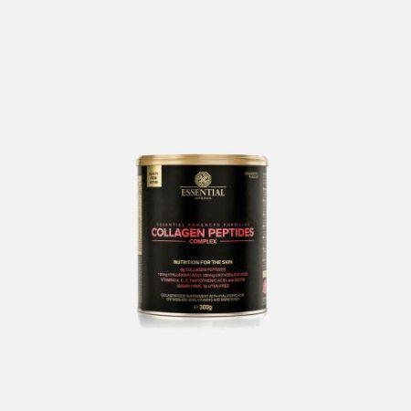 Collagen Peptides Complex sabor Cranberry – 300g – Essential Nutrition