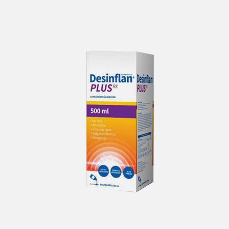 Desinflan Plus RX – 500ml – Farmodiética