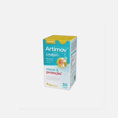 Artimov Levagen+ – 30 cápsulas – Bio-Hera