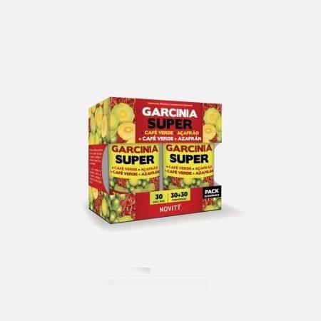 Novity Garcinia Cambogia Super – 30+30 comprimidos – DietMed
