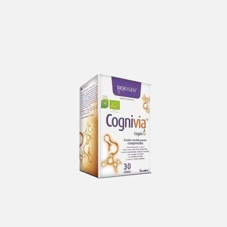 BiokyGen Cognivia – 30 cápsulas – Fharmonat