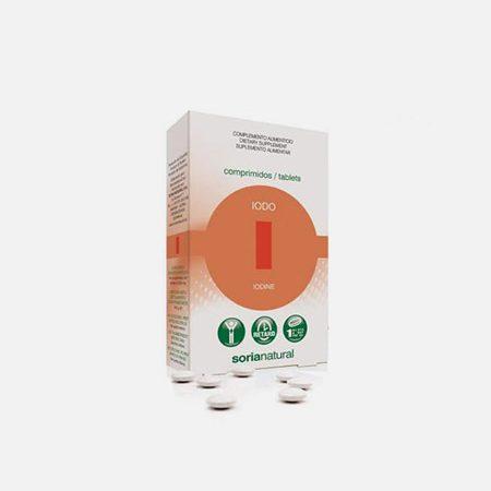 Iodo Retard – 48 comprimidos – Soria Natural