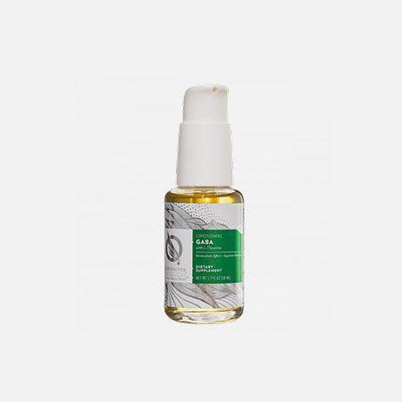 LIPOSOMAL GABA with L-Theanine – 50ml – QuickSilver Scientific