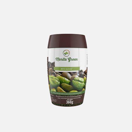 Marita Green Zero Açúcar gomas – 360g – Marita
