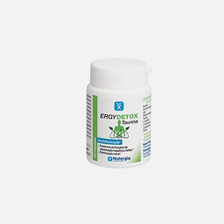 ErgyDETOX – 60 cápsulas – Nutergia