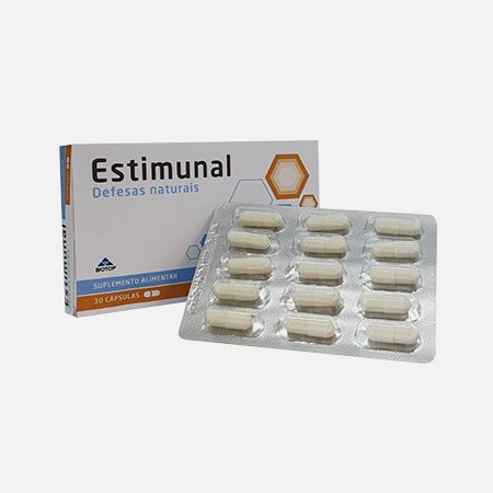 Estimunal – 30 cápsulas – BioTop
