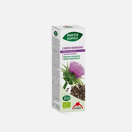 Phyto-Biopole Cardo Mariano – 50ml – Dietética Intersa