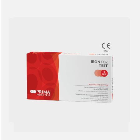 Teste Ferro – 1 Teste – 2M Pharma
