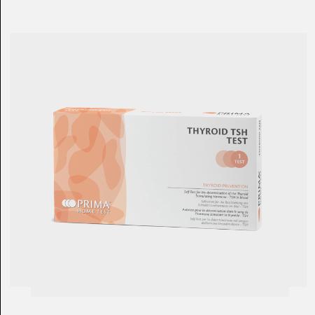 Teste Tiróide TSH – 1 Teste – 2M Pharma