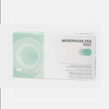 Teste Menopausa FSH – 2 Testes – 2M Pharma