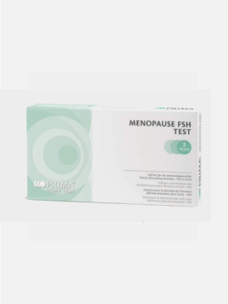 Teste Menopausa FSH - 2 Testes - 2M Pharma