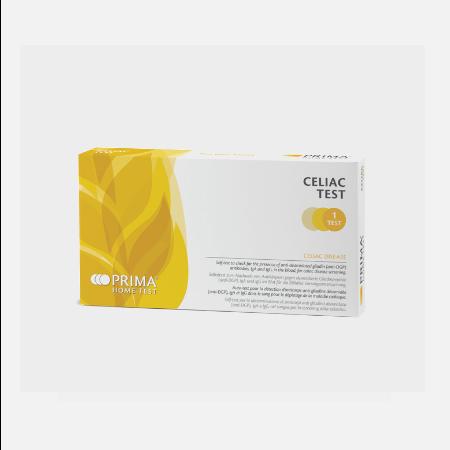 Teste Doença Celíaca- 1 Teste – 2M Pharma