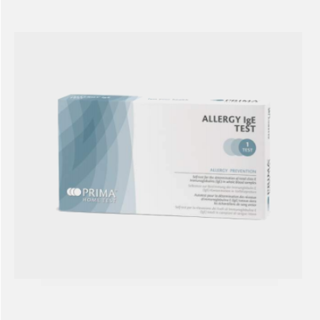 Teste Alergia IgE- 1 Teste – 2M Pharma