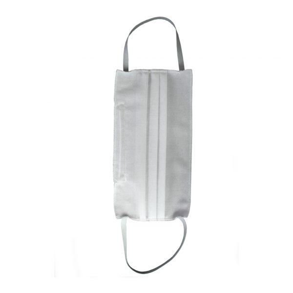 Máscara de proteção com elástico e 3 camadas