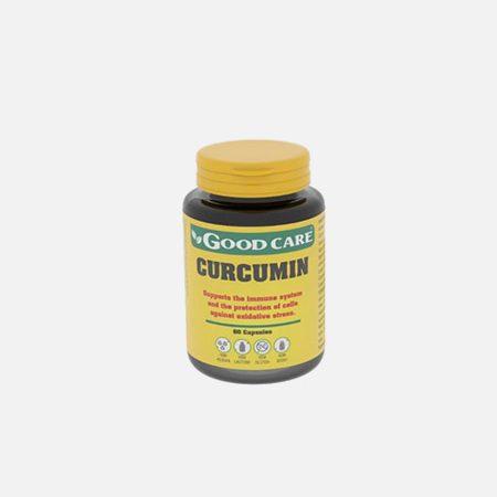 Curcumin – 60 cápsulas – Good Care