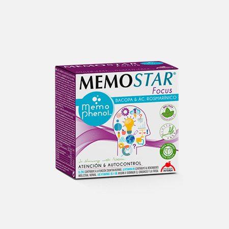 Memostar Focus – 30 saquetas – Dietéticos Intersa