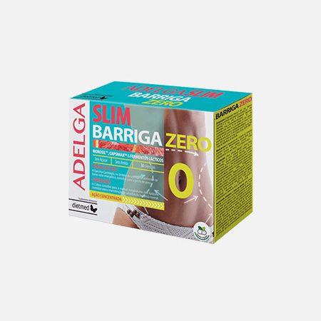 ADELGASLIM Barriga Zero – 30 cápsulas – Dietmed