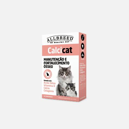 CalciCAT – 30 comprimidos – Allbreed