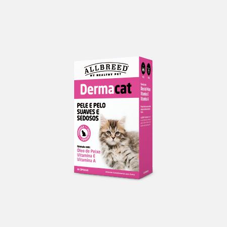 DermaCAT – 60 cápsulas – Allbreed