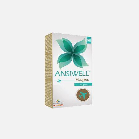 Ansiwell Viagem – 10 cápsulas – Y-Farma