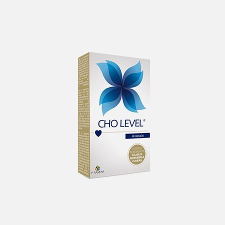 Cho Level – 40 cápsulas – Y-Farma