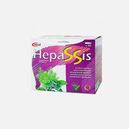 HepaSSis – 30 SingePackTM – Niral