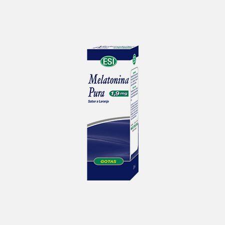 Melatonina Pura 1,9 mg gotas – 50 ml – ESI