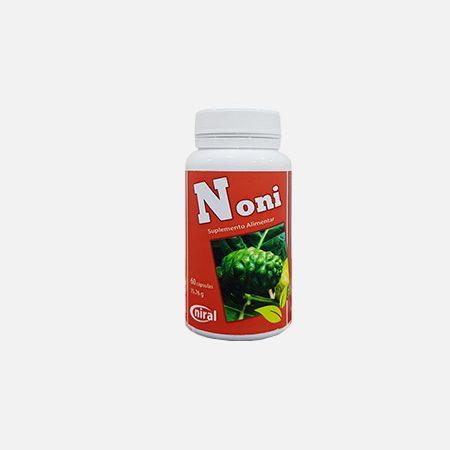 NONI – 60 cápsulas – Niral