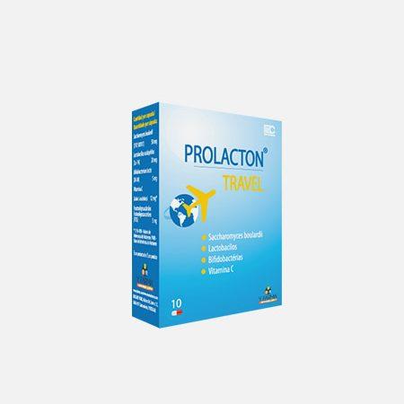 Prolacton Travel – 10 cápsulas – Y-Farma