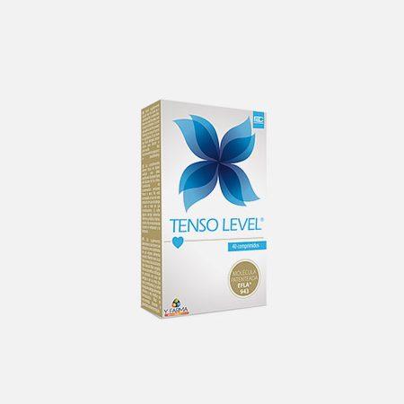 Tenso Level – 40 comprimidos – Y-Farma