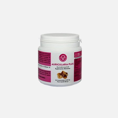 Auricularia Plus – 90 comprimidos – MRL