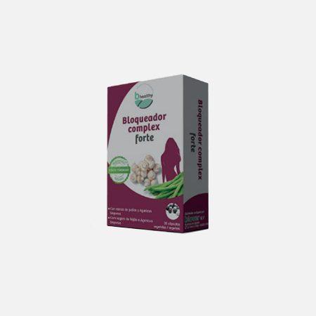 Bloqueador Complex Forte Bhealthy – 30 cápsulas – Farmoplex