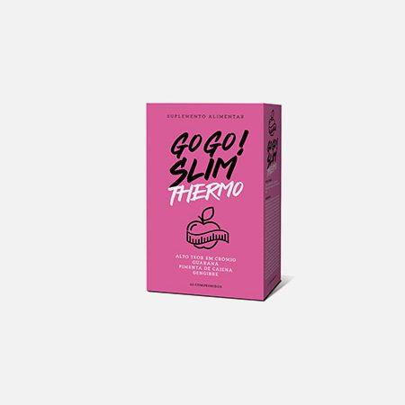 Go Go Slim Thermo – 60 comprimidos – Farmodiética