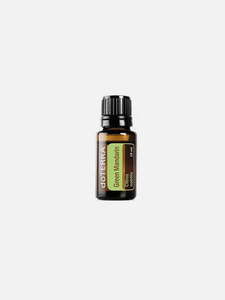 Green Mandarin ( Tangerina Verde ) Citrus nobilis - 15 ml - doTerra
