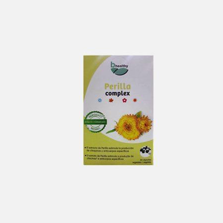 Perilla complex Bhealthy – 45 cápsulas – Farmoplex