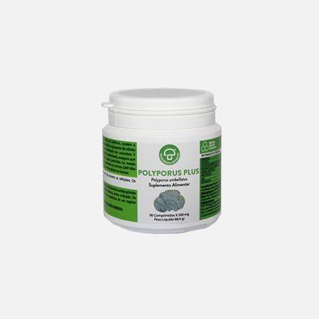 Polyporus Plus – 90 comprimidos – MRL