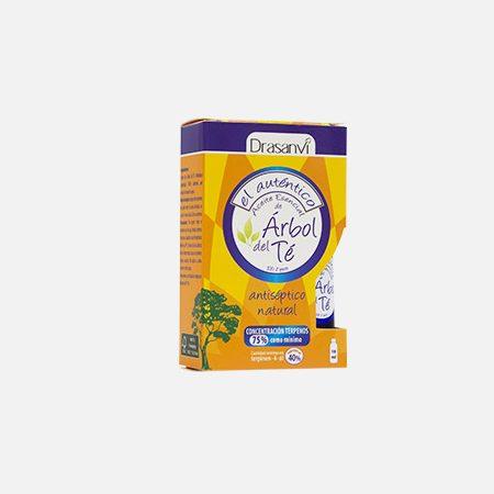 Óleo da Árvore do Chá – 18ml – Drasanvi