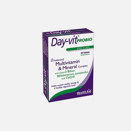 Day-Vit Probio – 30 comprimidos – HealthAid