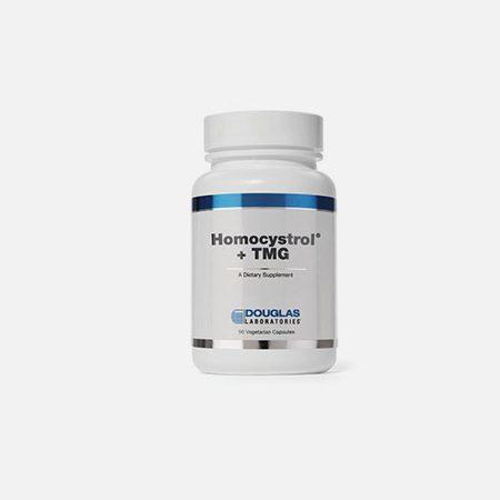 Homocystrol + TMG – 90 cápsulas – Douglas