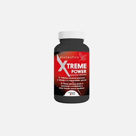 Xtreme Power – 30 cápsulas – Bioceutica