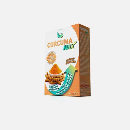 Curcuma Max Bhealthy – 30 selfcaps – Farmoplex