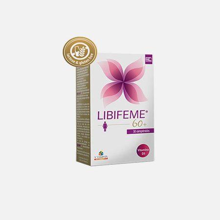 Libifeme 60+ – 30 comprimidos – Y-Farma