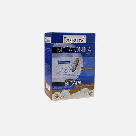 Melatonina 1,9mg BICAPA – 30 comprimidos – Drasanvi