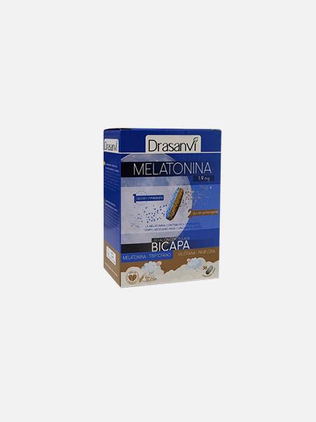 Melatonina 1,9mg BICAPA - 30 comprimidos - Drasanvi