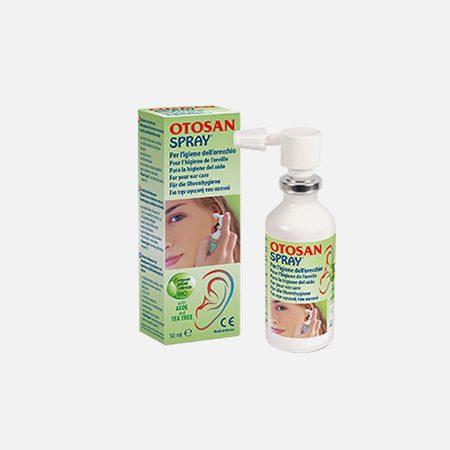 Spray limpeza ouvidos – 50ml – Otosan