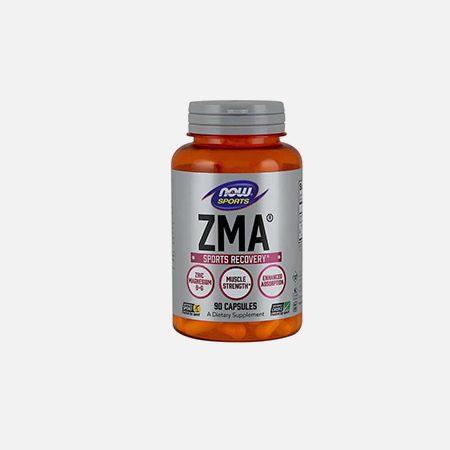 ZMA – 90 cápsulas – Now